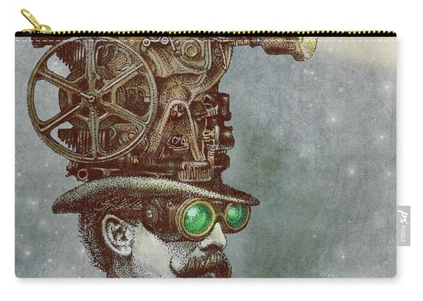 The Projectionist Carry-all Pouch