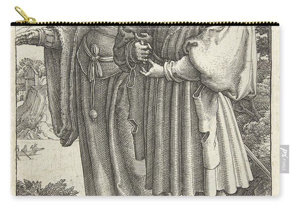 The Promenade Carry-all Pouch