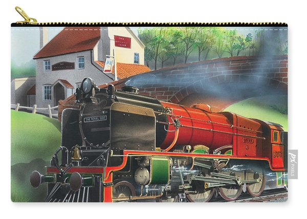 The Railway Carry-all Pouch