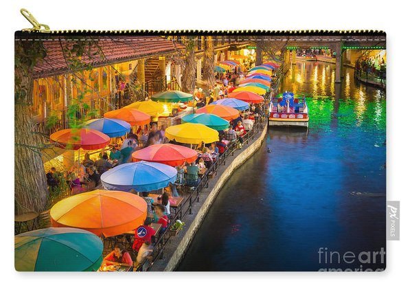 The Riverwalk Carry-all Pouch