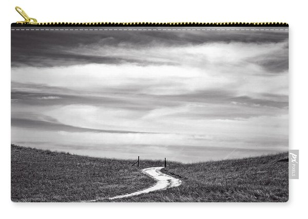 The Road To Nowhere Carry-all Pouch