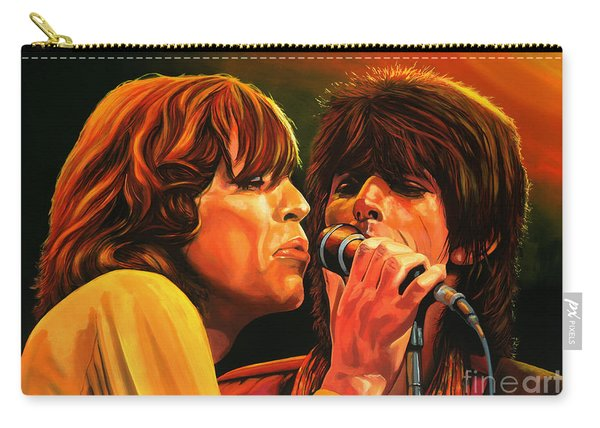 The Rolling Stones Carry-all Pouch