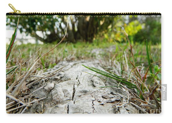 The Root Of Happiness Carry-all Pouch