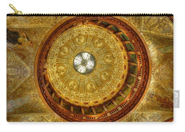 The Rotunda Carry-all Pouch