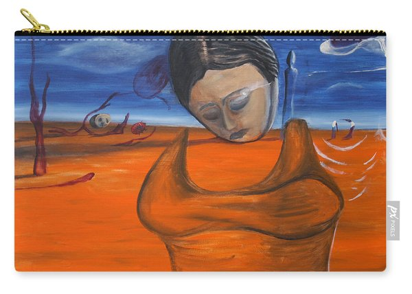 The Saharan Insomniac Carry-all Pouch