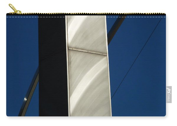 The Sail Sculpture  Carry-all Pouch