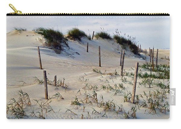 The Sands Of Obx II Carry-all Pouch