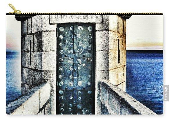 The Secret Door Carry-all Pouch