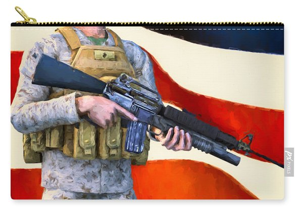 The Sentry Carry-all Pouch