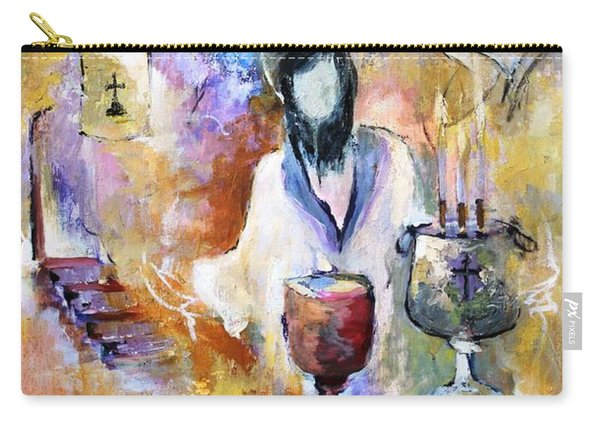The Seven Sacrements Carry-all Pouch