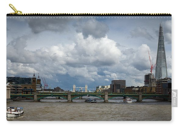 The Shard And Thames View Carry-all Pouch