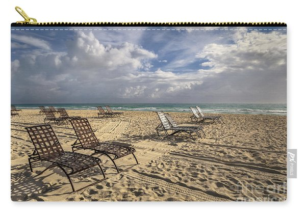 The Shores Of An Infinite Imagination Carry-all Pouch