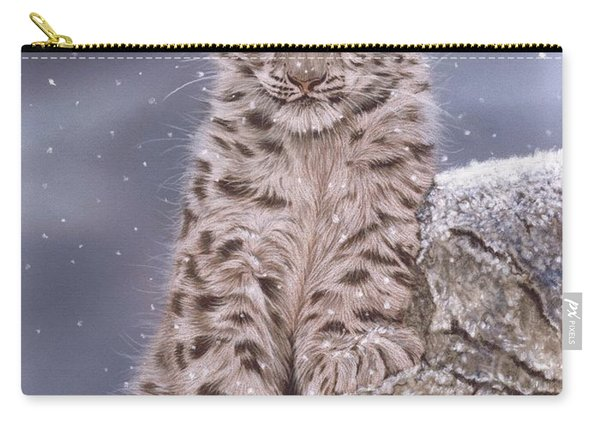 The Snow Prince Carry-all Pouch