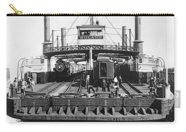 The Solano Ferry Carry-all Pouch