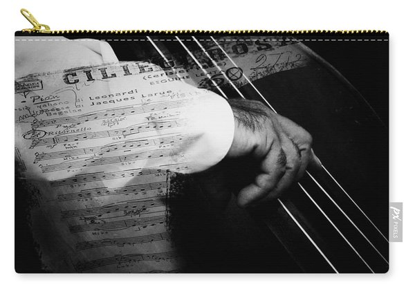 The Sound Of Memory Carry-all Pouch