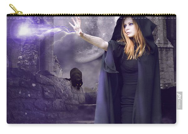 The Spell Is Cast Carry-all Pouch