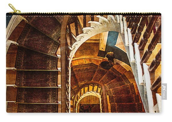 The Staircase Carry-all Pouch