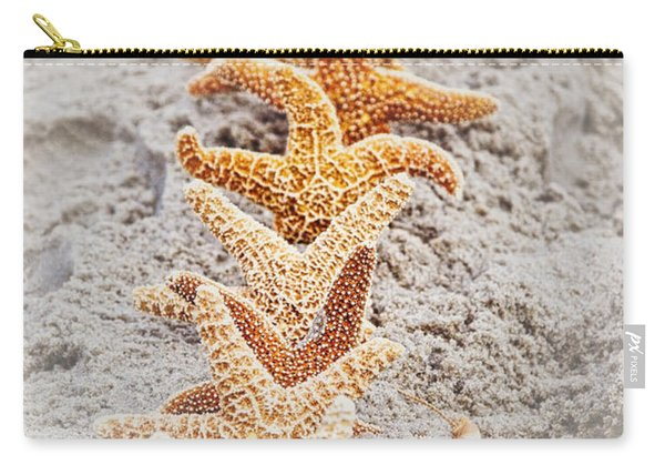 The Starfish Line Dance Carry-all Pouch