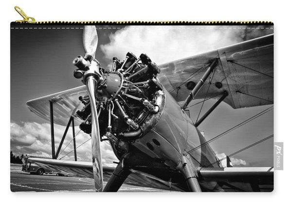 The Stearman Biplane Carry-all Pouch