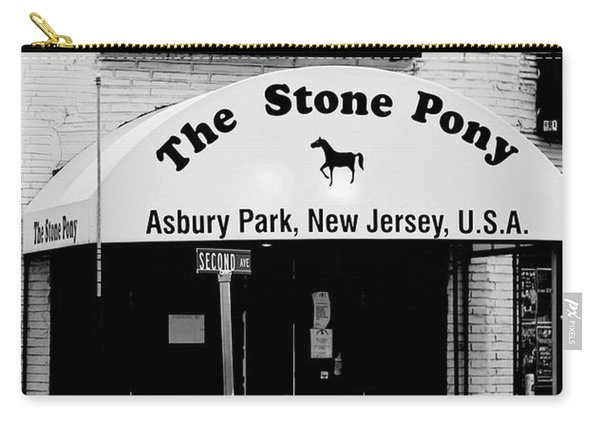 The Stone Pony Asbury Park Nj Carry-all Pouch