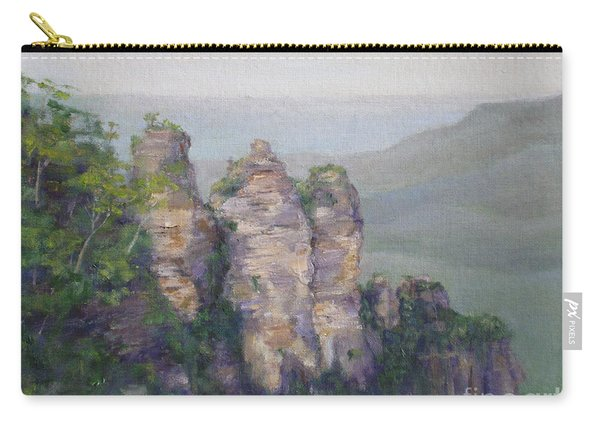 The Three Sisters Carry-all Pouch