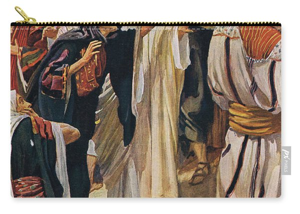 The Widow Of Nain Carry-all Pouch