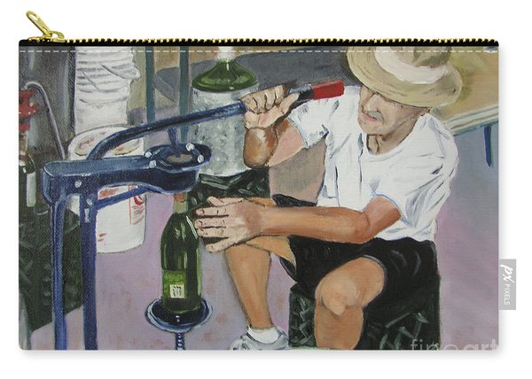 The Wine Maker Carry-all Pouch