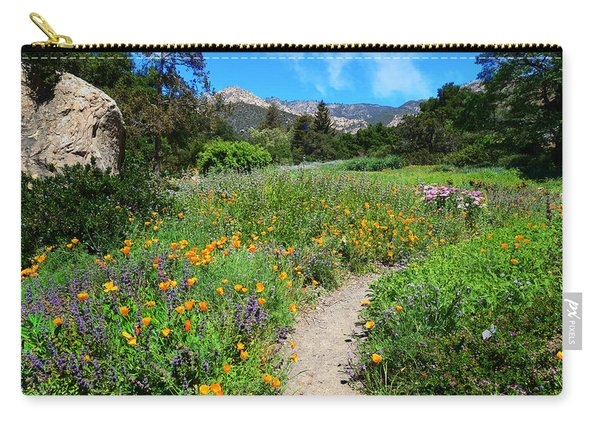 The Wonders Of Spring Carry-all Pouch
