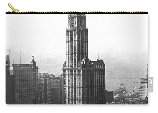 The Woolworth Building In Nyc Carry-all Pouch