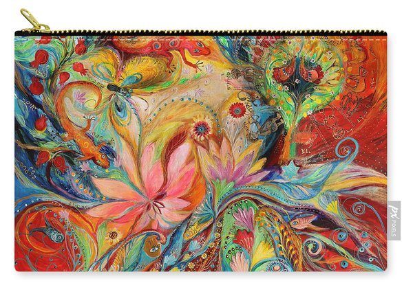 The Zodiac Signs Carry-all Pouch