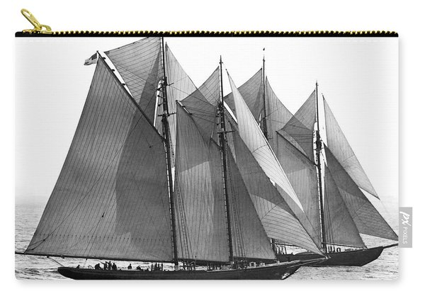 Thebaud Passes Bluenose Carry-all Pouch