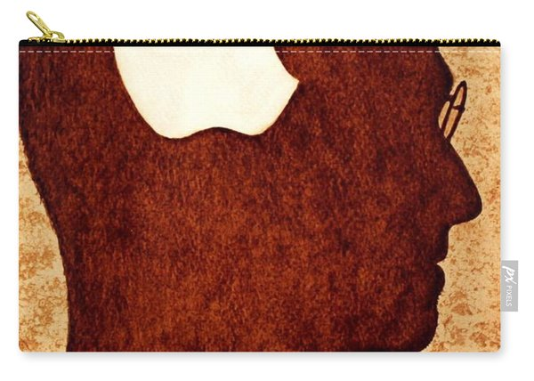 Think Different Tribute To Steve Jobs Carry-all Pouch