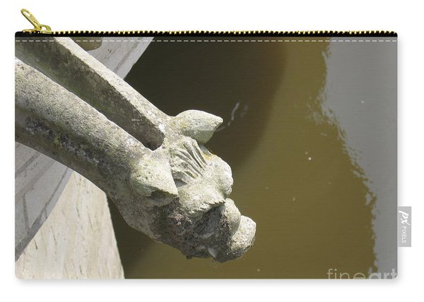 Thirsty Gargoyle Carry-all Pouch