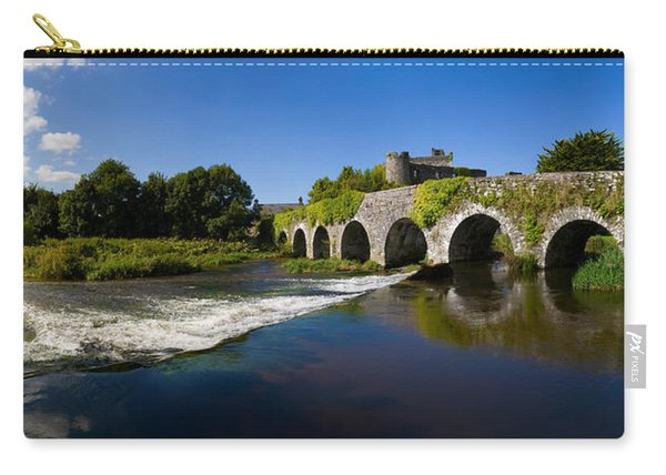 Thirteen Arch Bridge Over The River Carry-all Pouch
