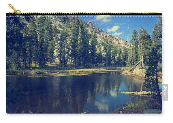 This Beautiful Solitude Carry-all Pouch