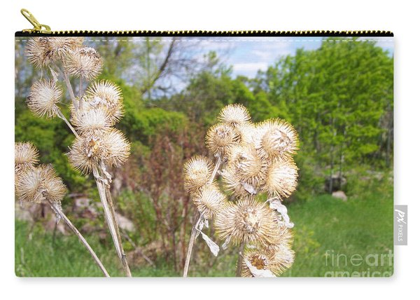 Thistle Me This Carry-all Pouch