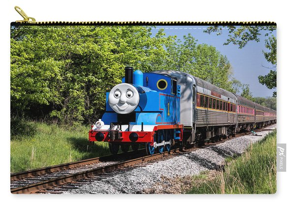 Thomas Visits The Cvnp Carry-all Pouch