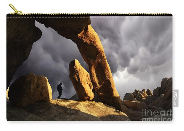 Threatening Skies Carry-all Pouch