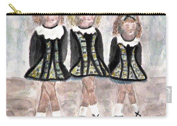 Three Irish Lasses Carry-all Pouch