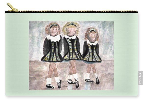 Three Irish Lasses Carry-all Pouch