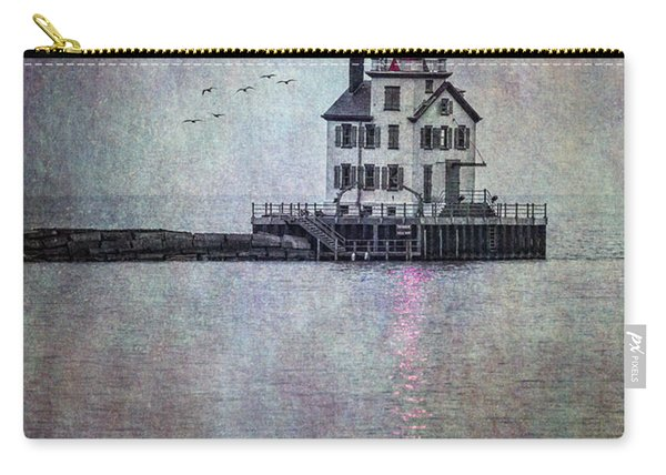 Through The Evening Mist Carry-all Pouch