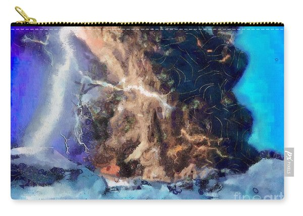 Thunder Struck Carry-all Pouch