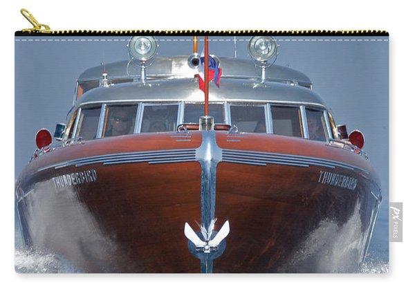 Thunderbird Yacht Carry-all Pouch
