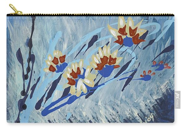 Thunderflowers Carry-all Pouch
