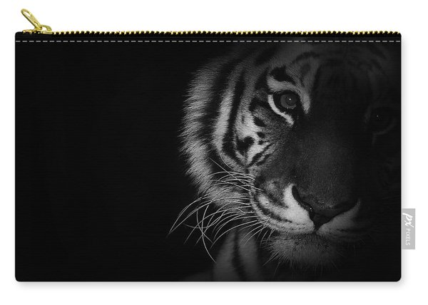 Tiger Eyes Carry-all Pouch