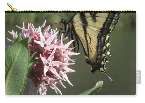 tiger on the Rio Grande Carry-all Pouch