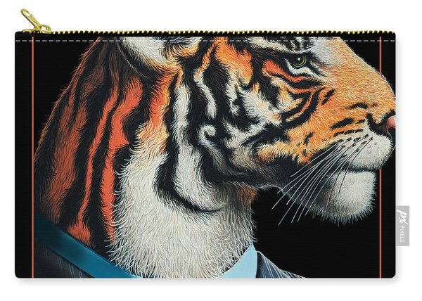 Tigerman Carry-all Pouch