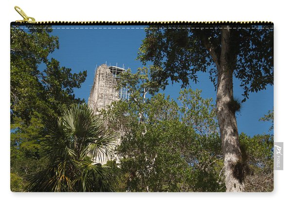 Tikal Pyramid 4a Carry-all Pouch