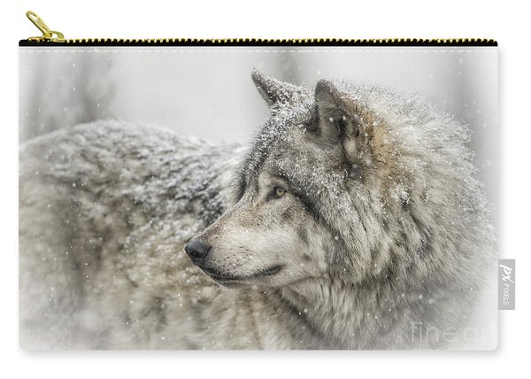Timber Wolf Pictures 280 Carry-all Pouch