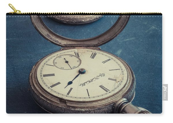 Time Pieces Carry-all Pouch